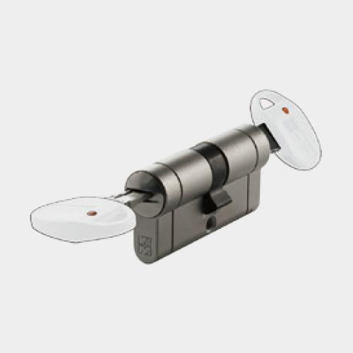 Serrature - doppio cilindro chiave/chiave frizionato