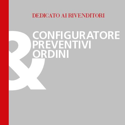 Configuratore Preventivi Ordini